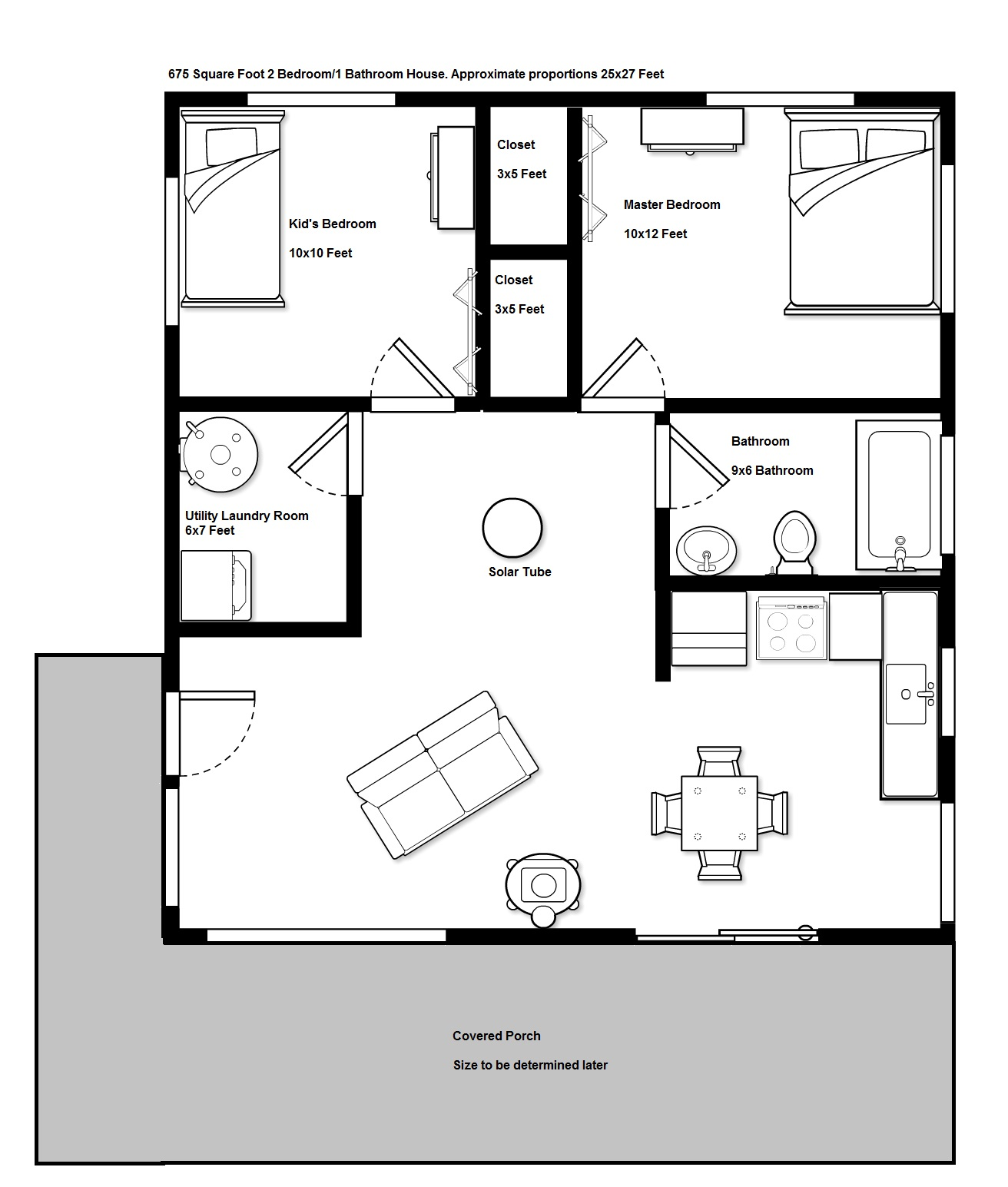 Basic house plans 2 bedrooms eddiemcgradycom small pool house plans simple modern house floor - Design basics house plans set ...
