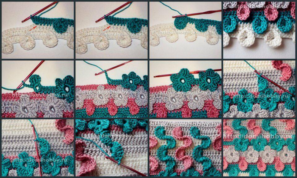 As Receitas de Crochê: Maio 2012