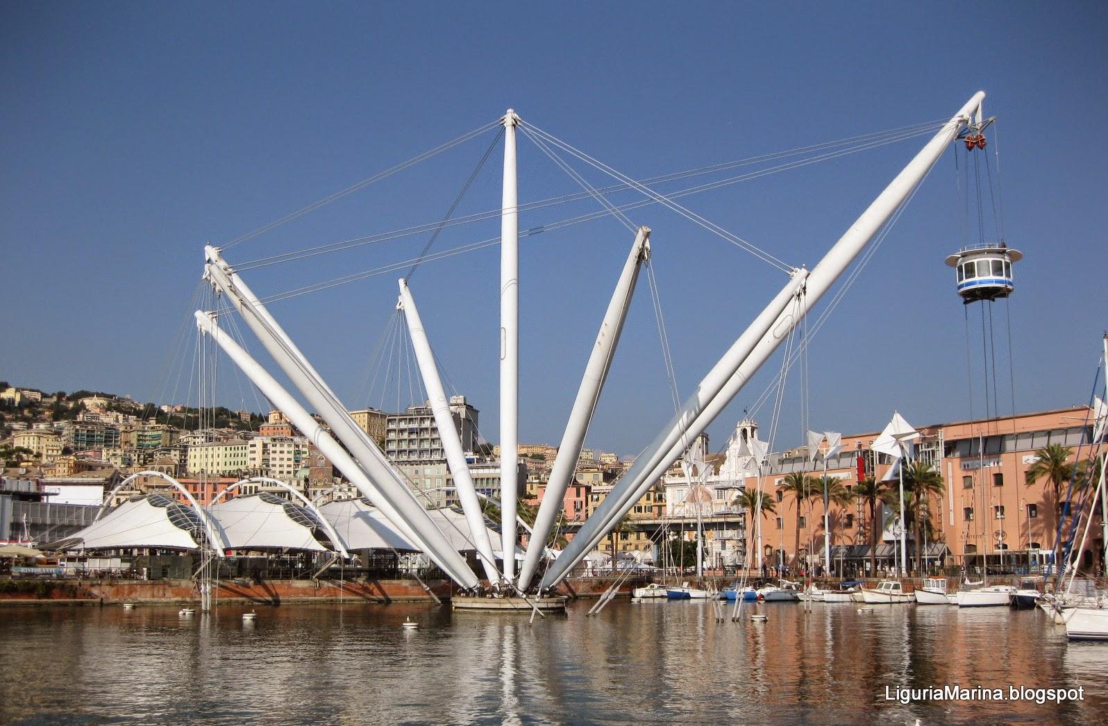 La magia del Porto Antico