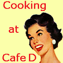Cooking At Café D button