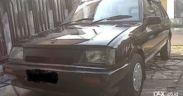 Jual Suzuki Forsa GLX Hitam Seken, Th89, 27jt | Mobil ...