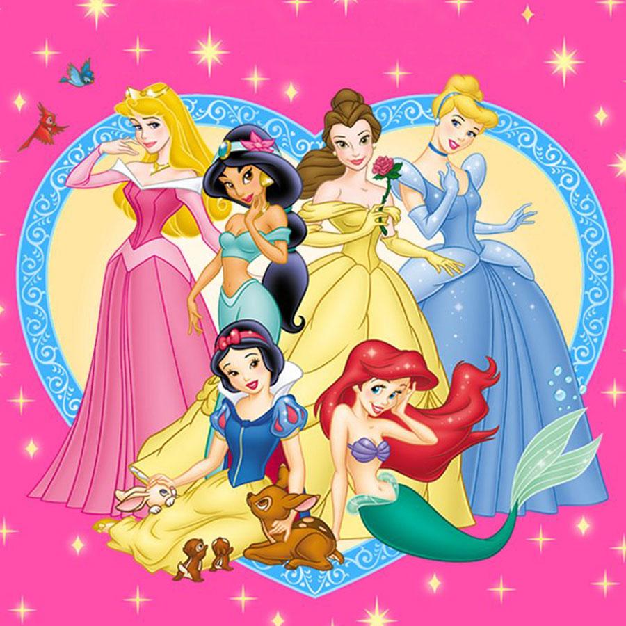 Bancos Para Dibujo Dibujos Princesas Disney Para