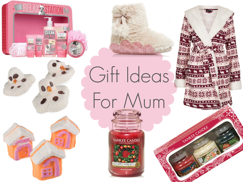 Leanne marie december 2013 Good ideas for christmas gifts for your mom