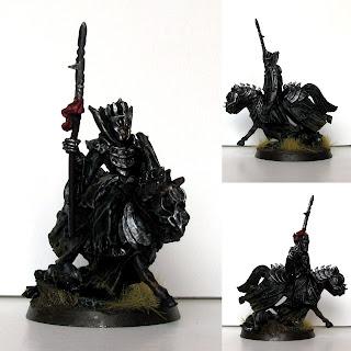 Władca Pierścieni - Rycerze Minas Morgul