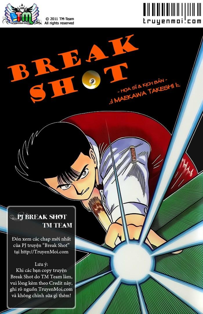 xem truyen moi - Break Shot Chap 091