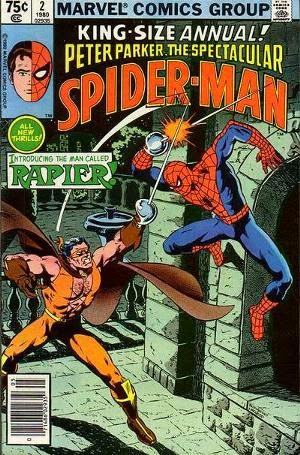 Peter Parker The Spectacular Spider-Man Annual #2 pic