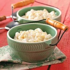 Garlic & Thyme Mac n' Cheese
