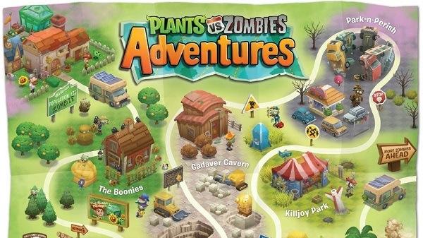 Plants-vs-zombies adventures скачать на компьютер.