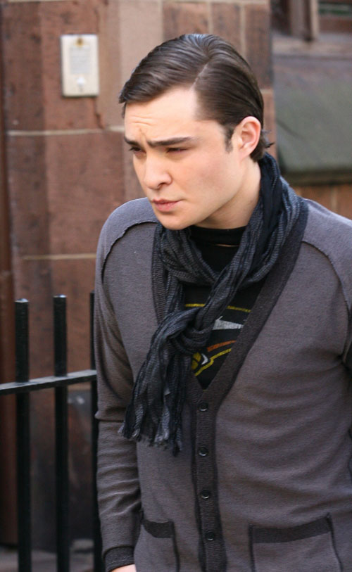Chuck bass bisexual