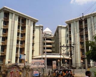 Tirupati VISHNU NIVASAM Pilgrims Amenities Pictures