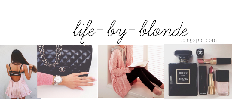 Life by blonde