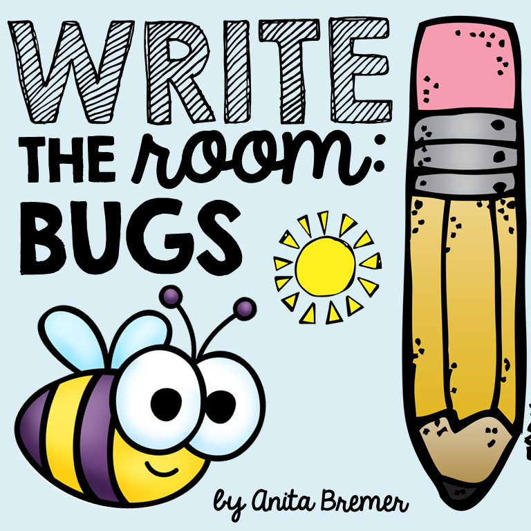 WRITE THE ROOM: BUGS