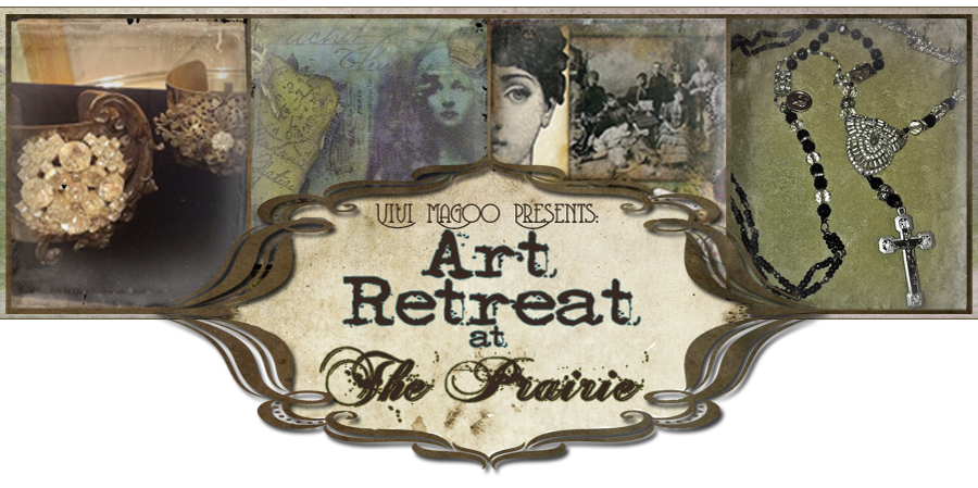 Art Retreat at the Prairie (April)