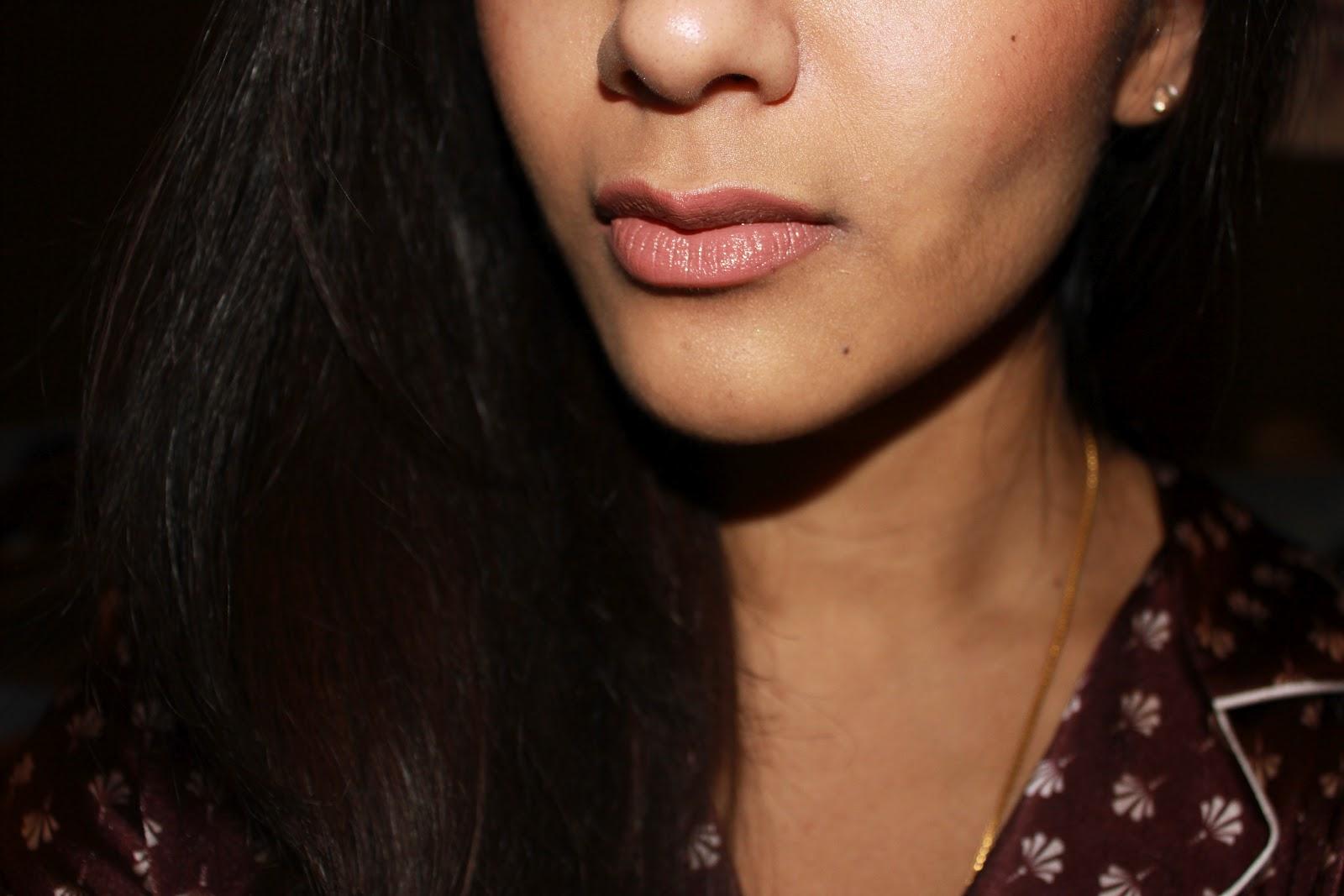 Mangoes amp MakeupMac Velvet Teddy