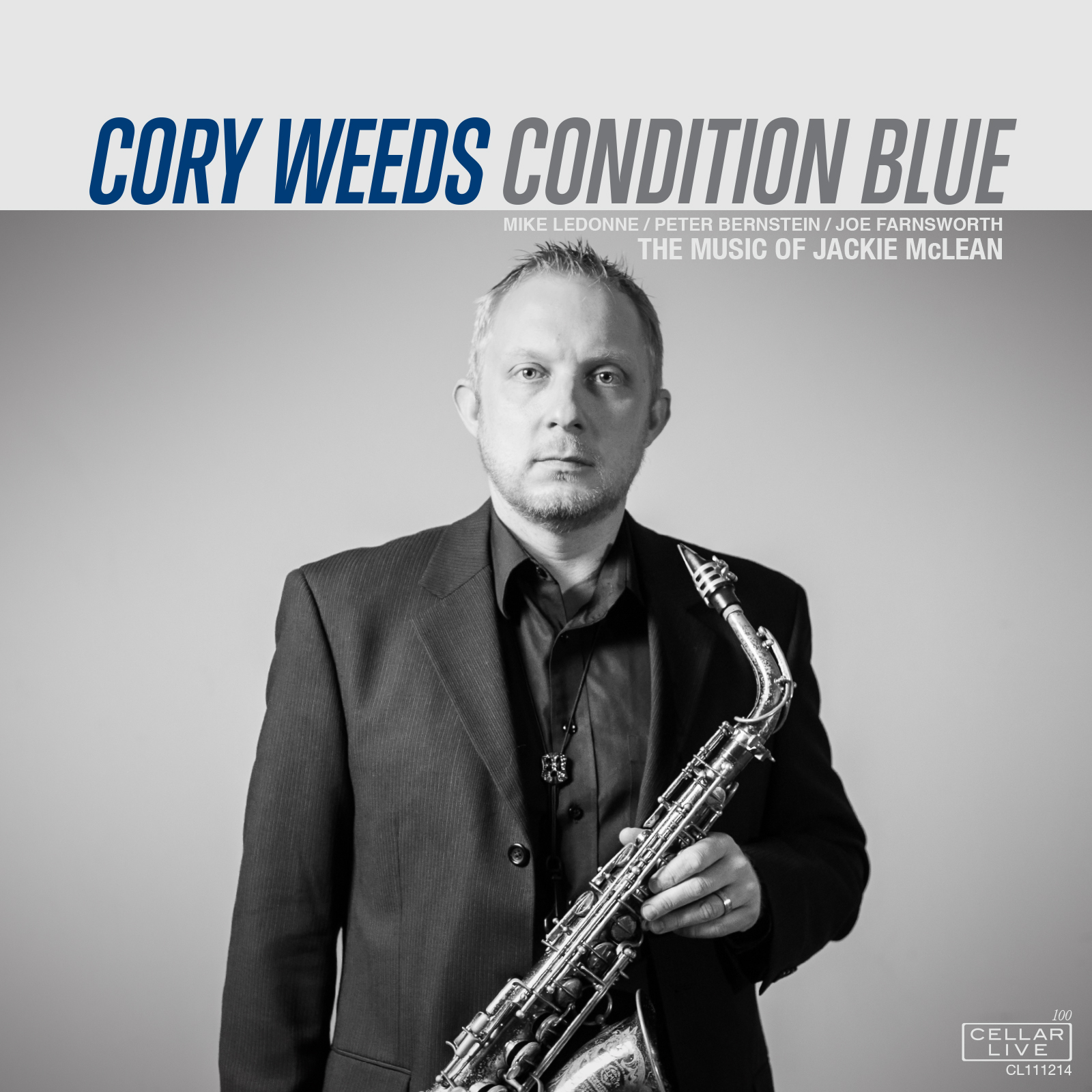 CORY WEEDS:  CONDITION BLUE