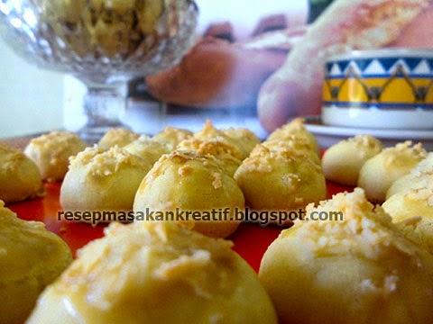 Resep dan Cara Membuat Kue Nastar Nanas Spesial Renyah Keju