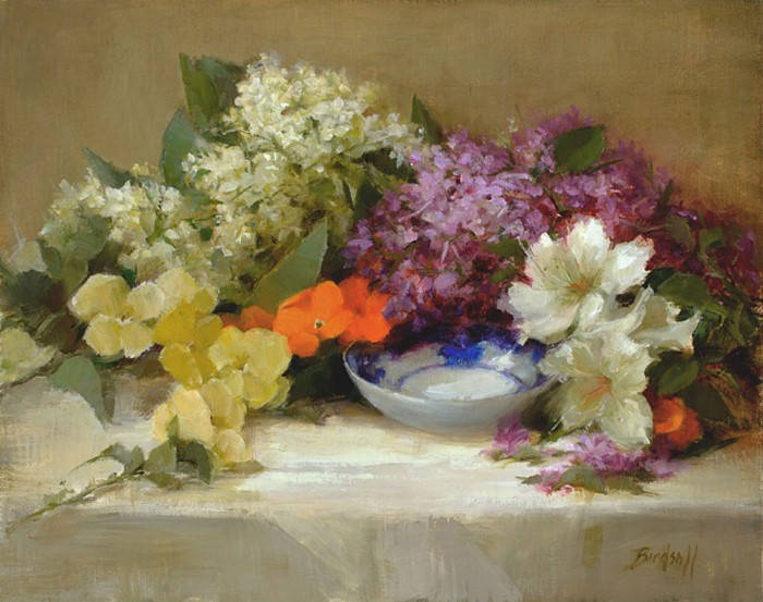 Цветочные картины