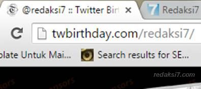 Cara Cek Umur Twitter lewat URL