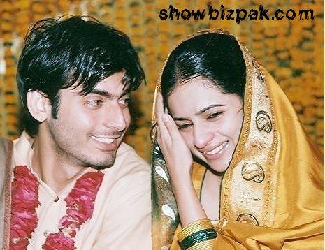 Dulha & Dulhan: * Fawad Khan (Ashar) & family *