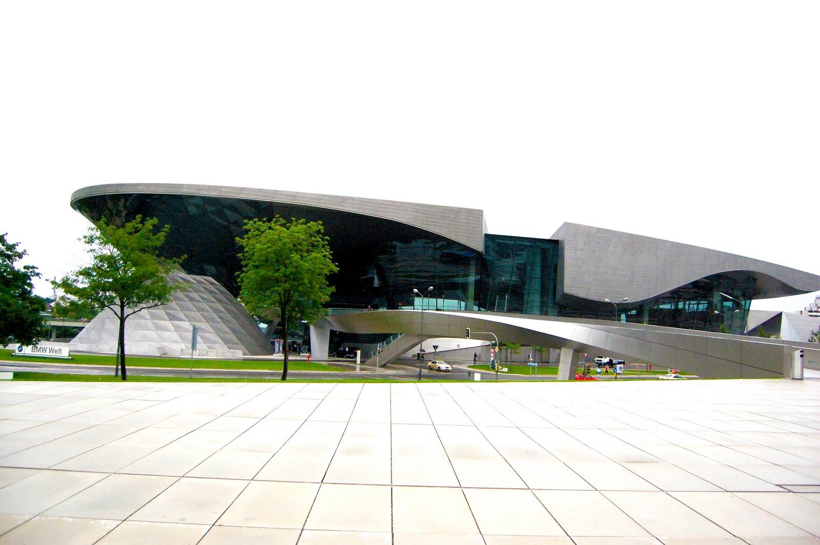 haileycreative BMW Museum Munich Germany