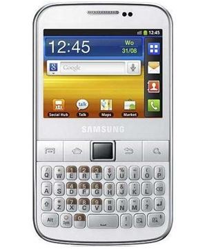 Samsung Galaxy Y Pro Blanco Tienda Claro Perú