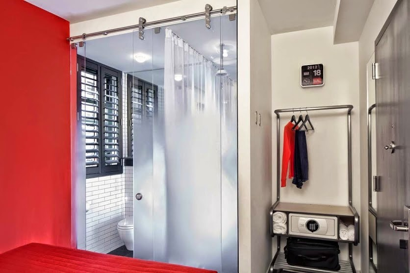 Hoteles en Nueva York - Pod 39 Rooftop Lounge