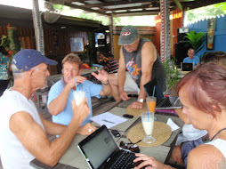 Planning the hammerhead shark dive