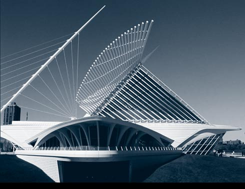 Daniel lloyd davies santiago calatrava for Architecture biomimetique