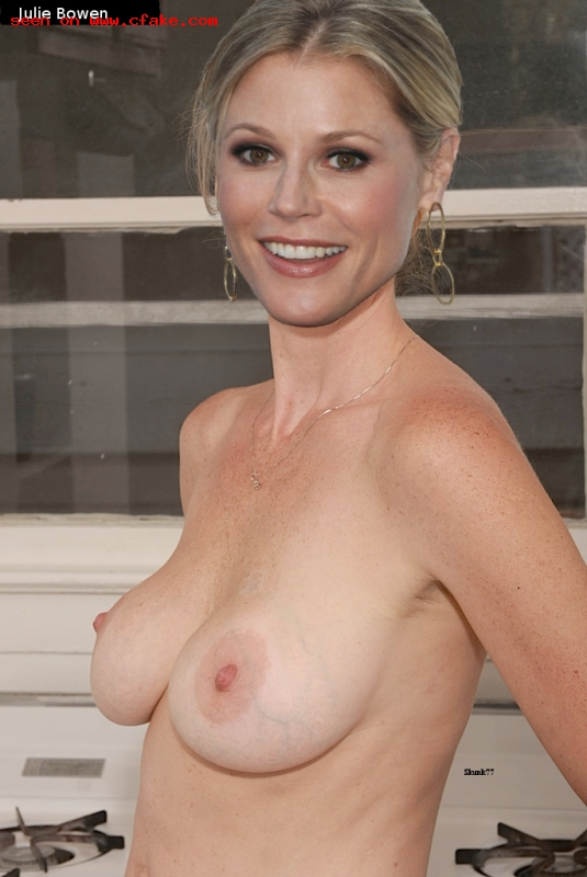 Opinion Julie bowen sex tape you were