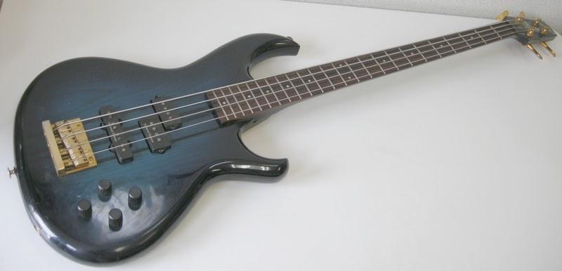 Aria Basses  Aria Pro Ii Ventures Bob Bogle Bass