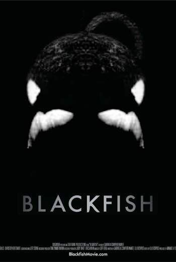 DVDs in my collection: Blackfish