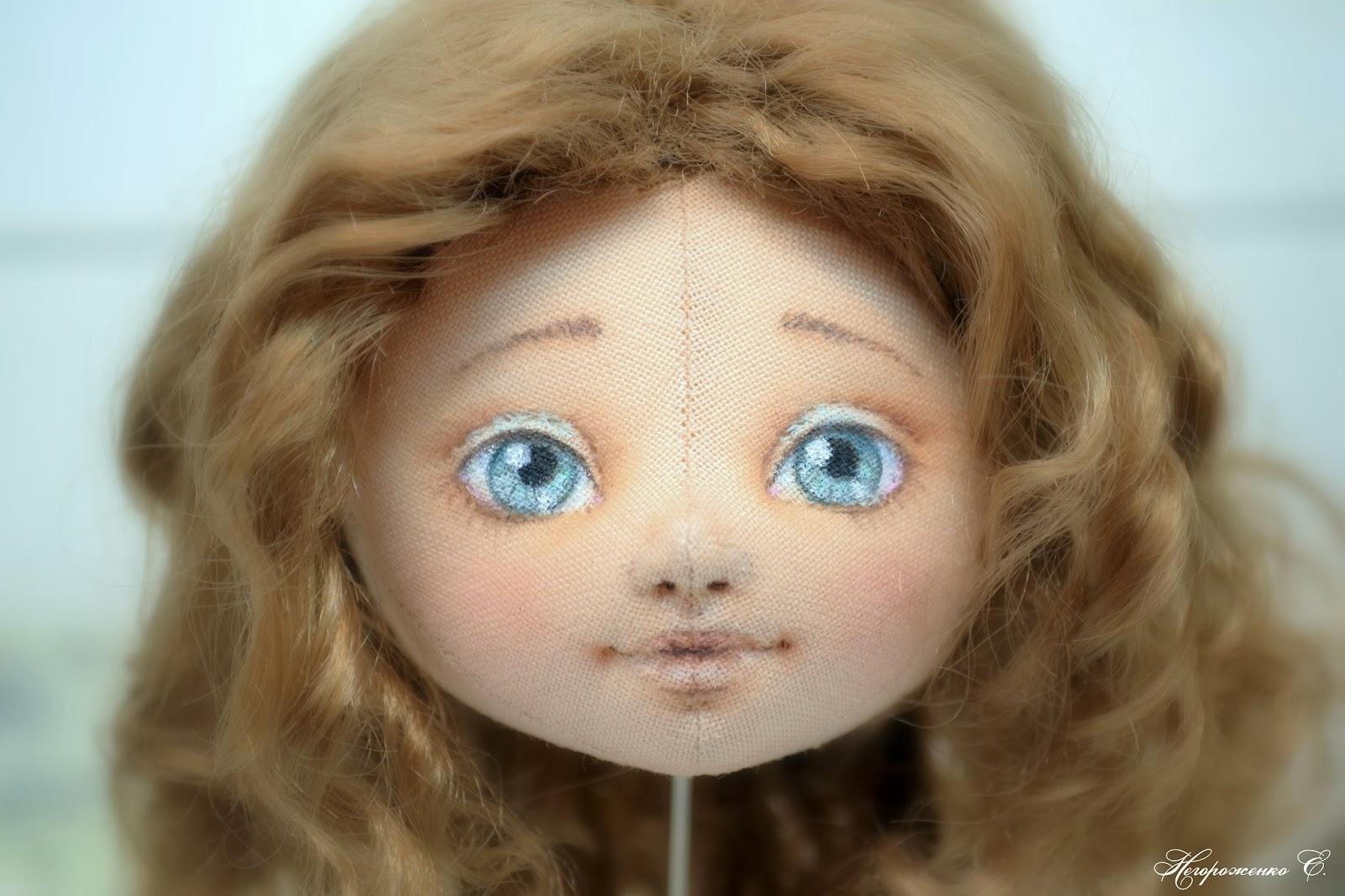 Фарфоровые куклы ручной работы коллекционные - Магазин