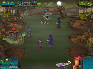 Vampires vs Zombies Screenshot mf-pcgame.org