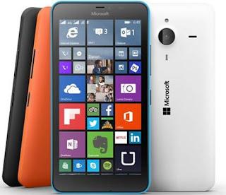 Daftar Harga HP Microsoft Lumia