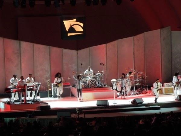 Janelle Monáe performs Hollywood Bowl June 2014