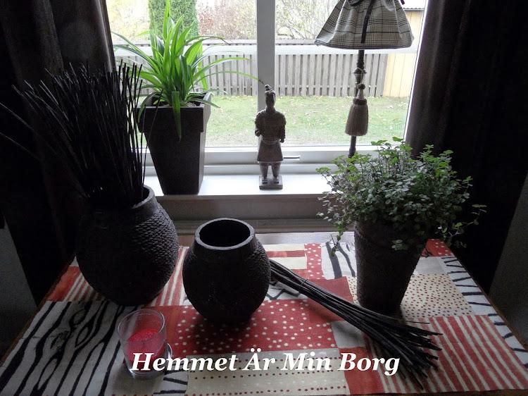 Hemmet Är Min Borg