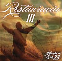 Adoração Em Série Vol 23 - Restauração III 2012