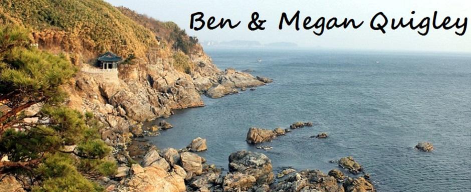 Ben & Megan Quigley