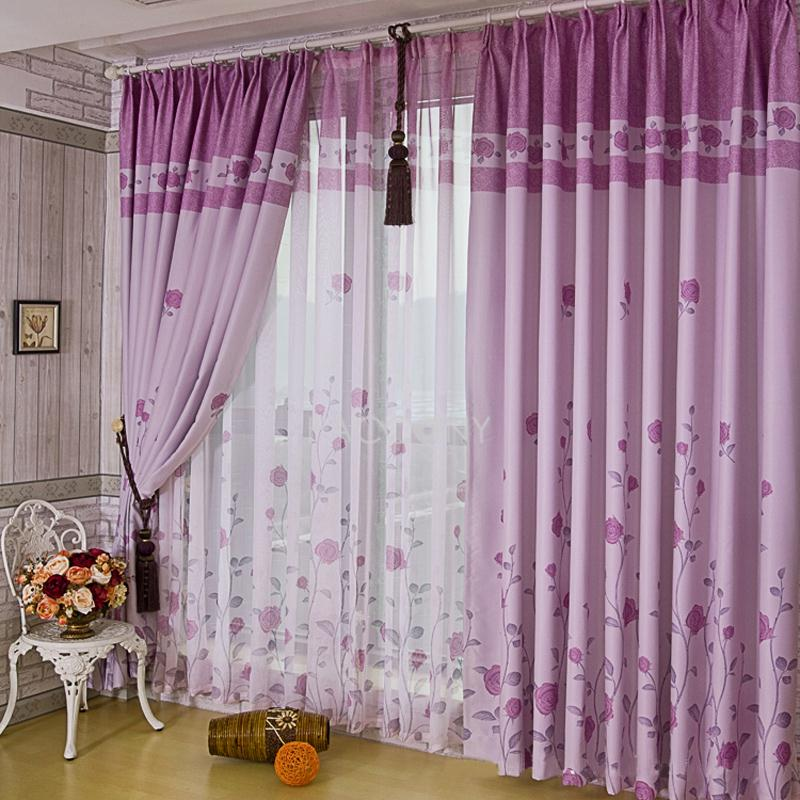 Modern furniture 2013 girls 39 room curtains design ideas - Curtain photo designs ...