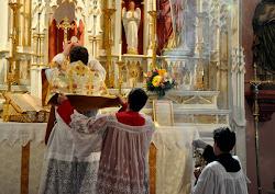 Molimo za naše svećenike