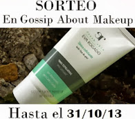 SORTEO BLOG GOSSIP ABOUT MAKEUP