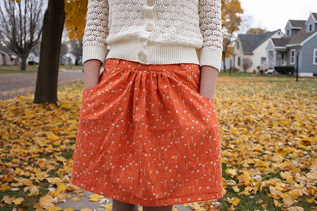 simplicity skirt
