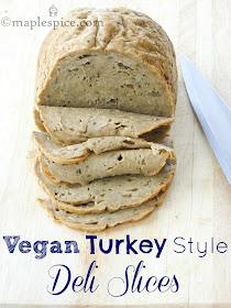 Vegan Turkey Style Deli Slices