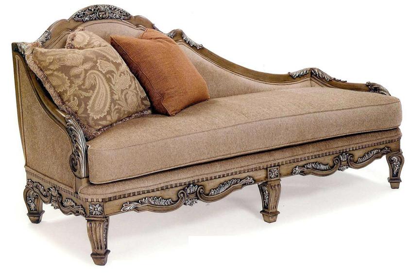 Elegance of living chaise longue sofa designs for Chaise longue bois design
