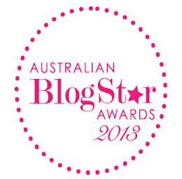 beautyheaven Australian BlogStar Award 2013