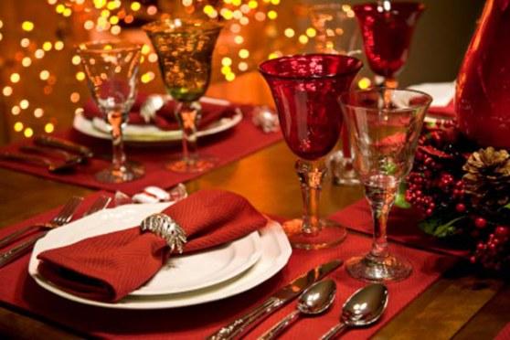 Como decorar uma mesa;  Dicas de etiqueta