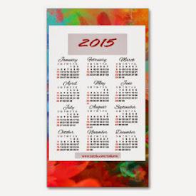 Que o ano de 2015 seja de muitas bençãos!