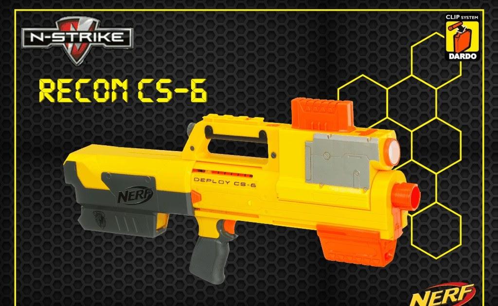 N Strike Deploy Cs 6 Nerf Project