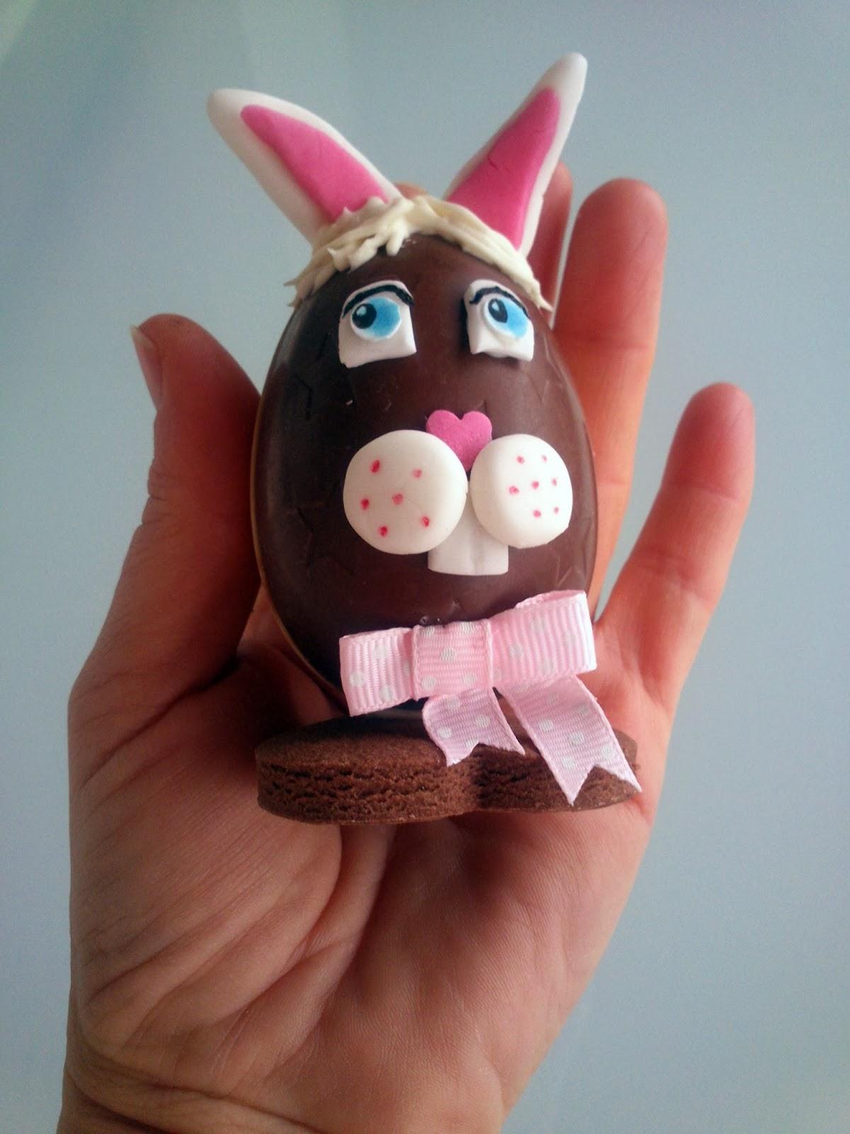 Dulces para todos Huevo Kinder decorado para una Navidad blogger
