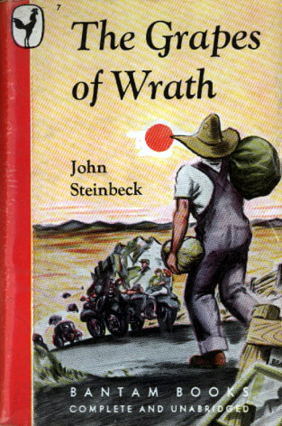 Rhetorical Strategies: the Grapes of Wrath(Unrevised)